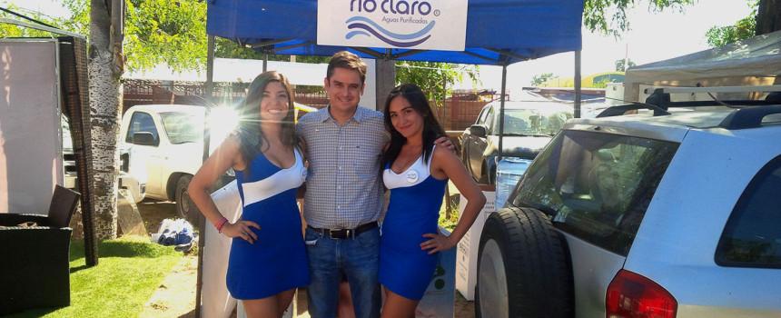 Aguas Río Claro fue invitada a auspiciar el Rodeo Clasificatorio 2015