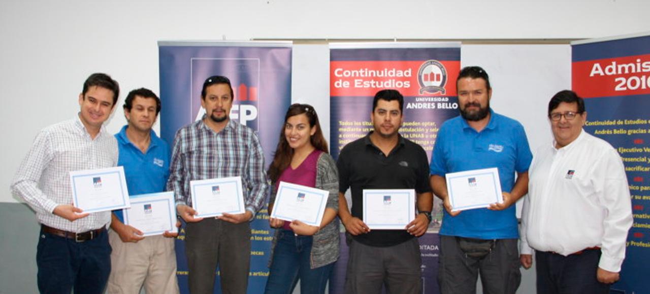 Aguas Río Claro capacitó a sus colaboradores en AIEP